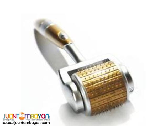 Retail : Dermaroller Gold ZGTS brand