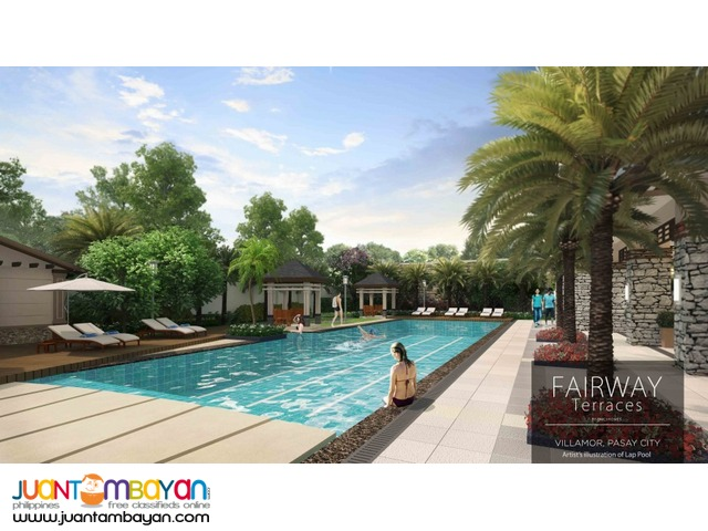 Fairway Terraces Pasay nr Villamor Airbase
