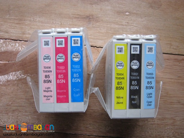 Original 85N Cartridge for Epson T60 Printer (Sealed and Brand New)