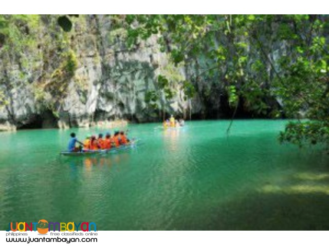 Puerto Princesa tour package, 4 days 3 nights, group of 4 to 5