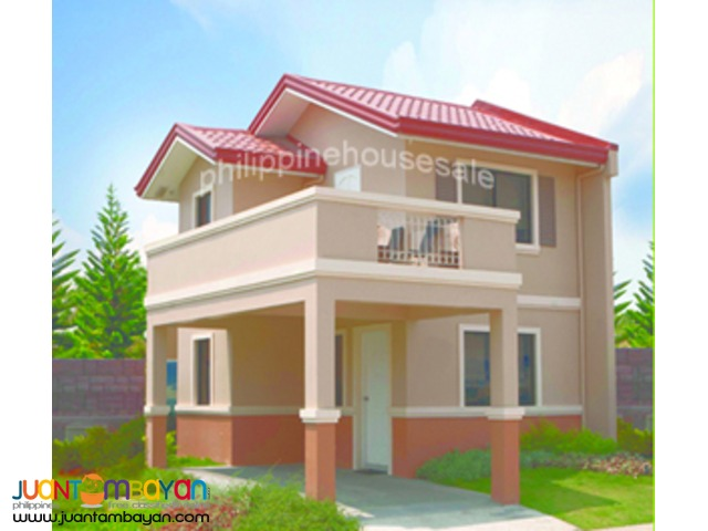 Single Attached House and Lot, Mara Model Camella Carson