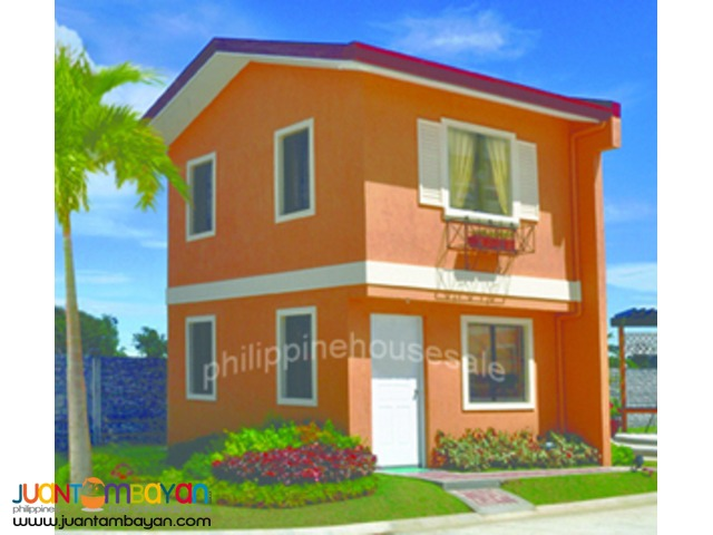 Nice Single Attached in Camella Carson Daang Hari Bacoor Cavite
