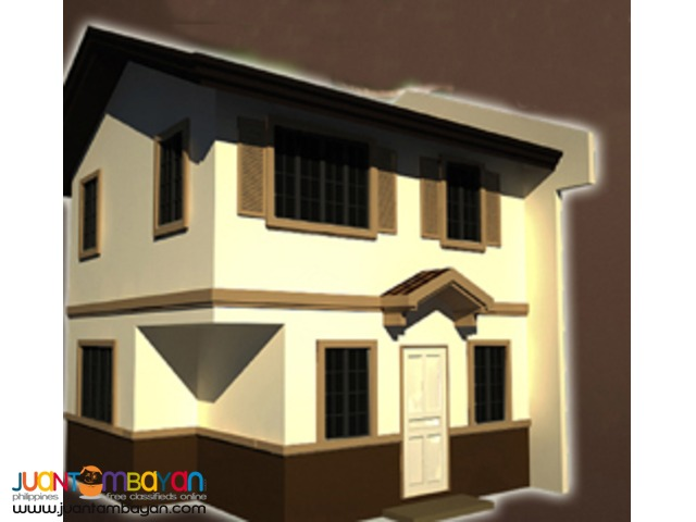 Single Attached Carmela Model in Lessandra Bucandala Imus Cavite