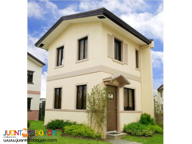 Single Attached Rina Model in Lessandra Bucandala Imus Cavite