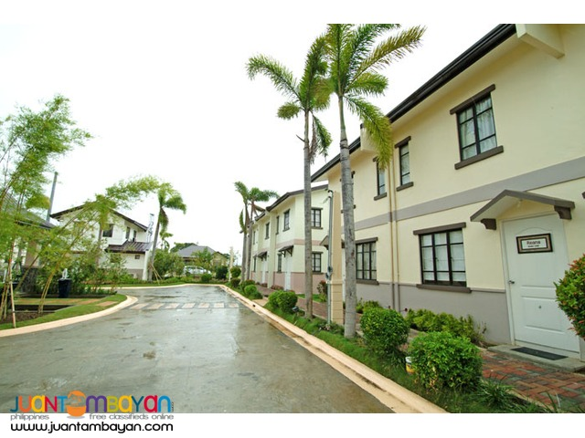 Townhouse Reana Model in Lessandra Bucandala Imus Cavite