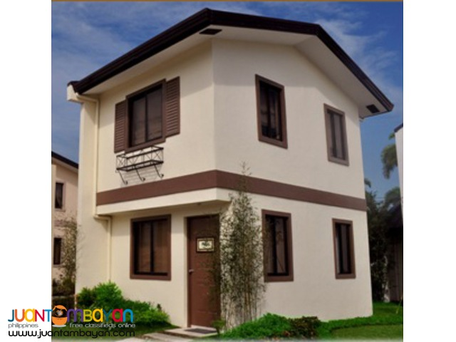 2BR Single Attached Marga Model in Lessandra Bucandala Imus Cavite