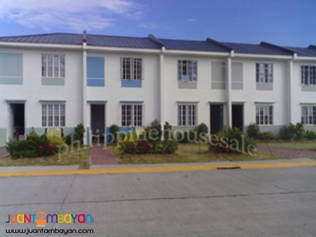 Jade Residences in Imus Cavite, Townhouse, Pag-ibig Financing