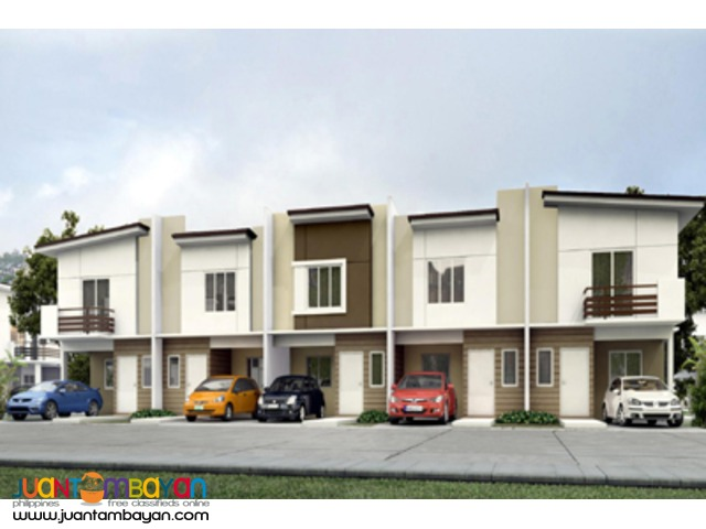 Kahaya Place Dasmarinas Cavite, Elina Model