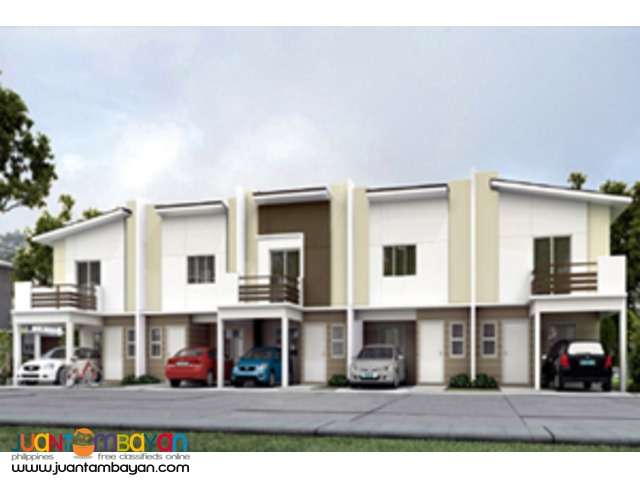 Affordable Townhouse Lucilla Model in Kahaya Place