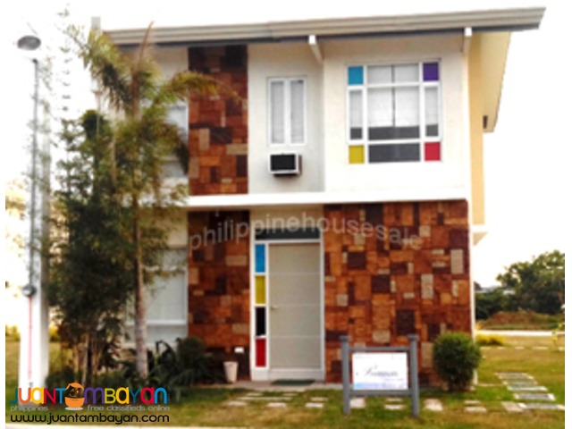 Premium model in Nostalji Enclave Dasmarinas Cavite