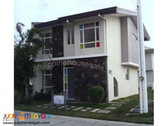 Prestige model in Nostalji Enclave Dasmarinas Cavite