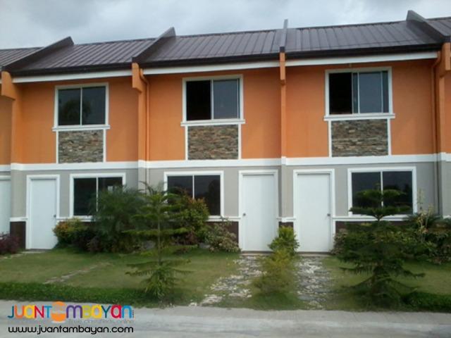 Townhouse in Valle Verde Dasmarinas thru Pag-ibig Financing