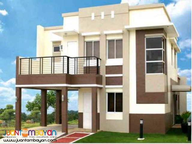 Brand New House and Lot, Washington Place Dasmarinas Cavite