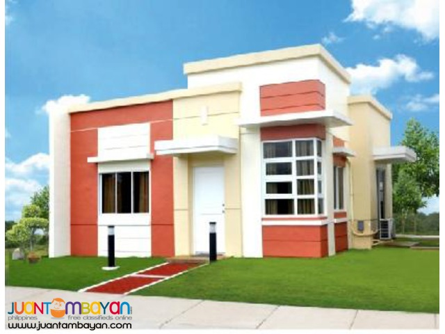 Bungalow House and Lot, Washington Place Dasmarinas