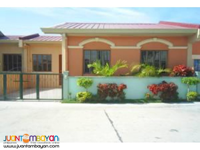 Townhouses in Marycris Executive Homes Imus Cavite