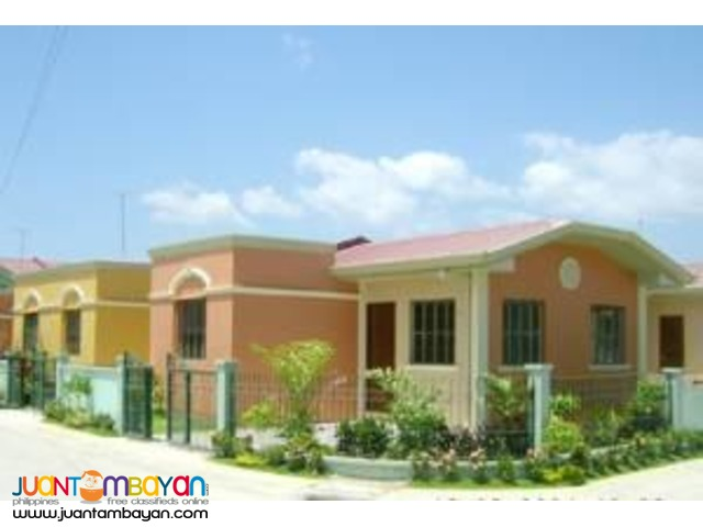 1storey Townhouse in Marycris Executive Homes Imus Cavite