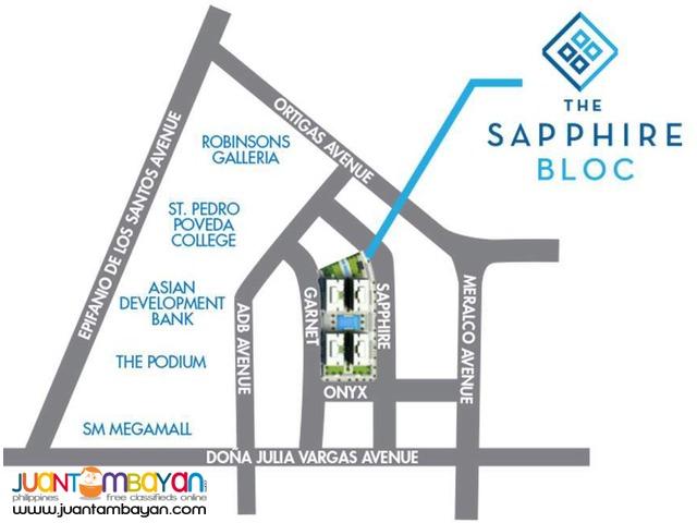 Sapphire Bloc West