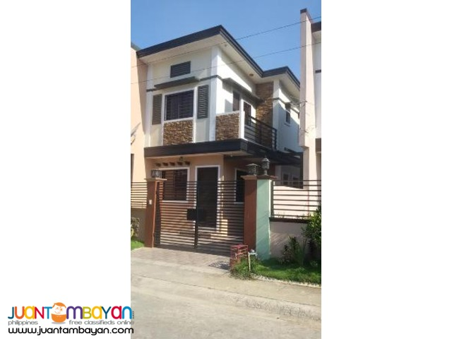 For Sale 3BR House thru Pag-Ibig and Bank- near Marikina and QC