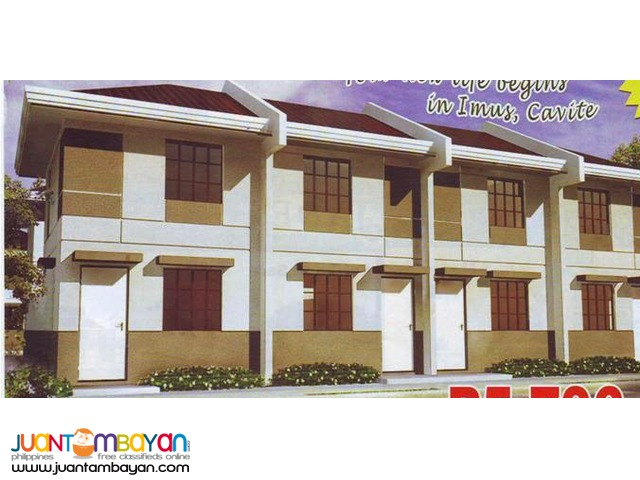Jade Residences in Imus Cavite, Affordable Townhouse