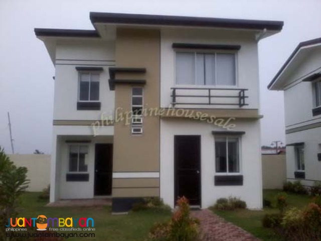 The Elysian in Imus Cavite, Lysa Expanded Model Single Attached