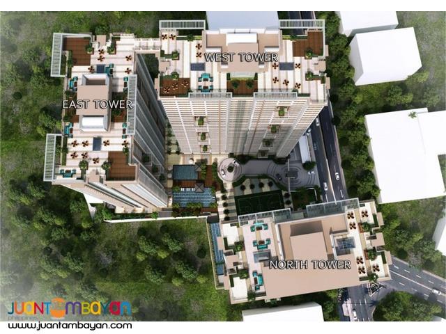 Ortigas, Pasig Condo DMCI Lumiere Residences Php11k/mo no Spot DP!