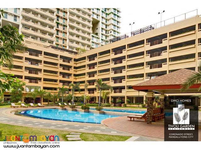 Rent to own Condo in Mandaluyong Tivoli Garden 10% DP Lipat Agad!