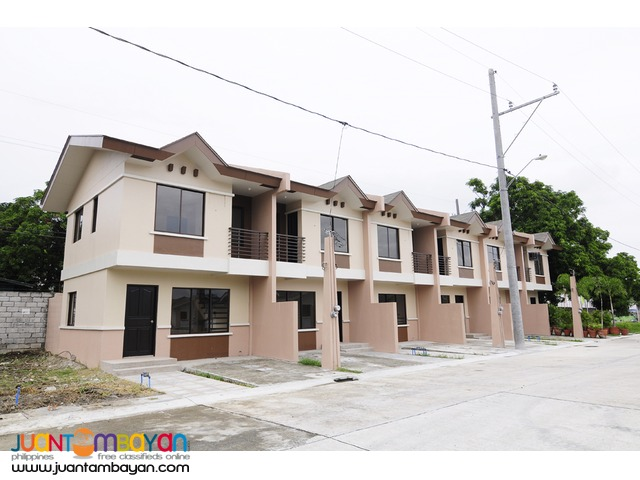 House & Lot in Cabuyao Laguna, Willow Park Homes Php6k/mo!