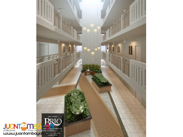 Makati Condo Brio Tower near Rockwell Power Plant Mall by DMCI Homes!