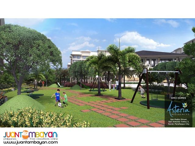 Parañaque Condo Asteria Residences near Airport Php16k/mo!