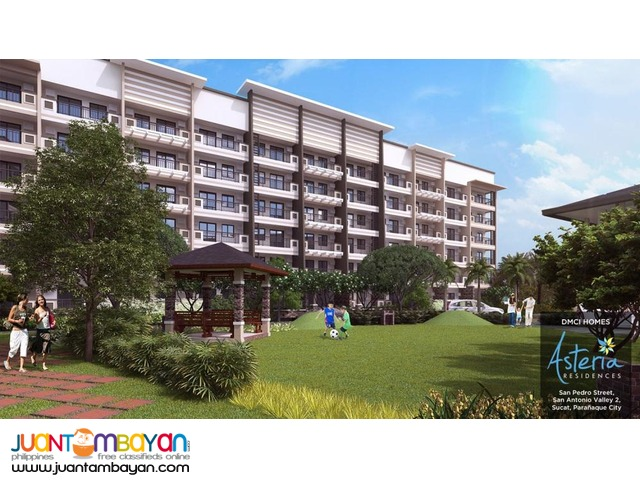 ASTERIA RESIDENCES CONDO NEAR AIRPORT BY DMCI HOMES