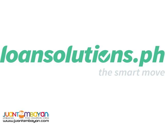 Loansolutions.ph #asmartmove