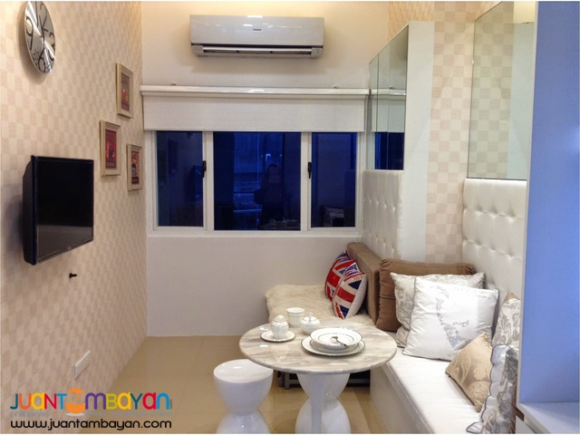 Studio Deluxe condo unit for sale