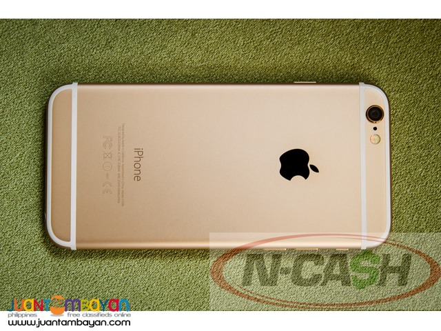 Gadgets Pawnshop by N-CASH- Apple iPhone 6 128GB Factory Unlocked