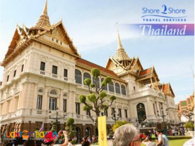 Thailand's most popular city, Bangkok tour package