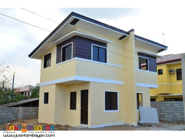 Duplex Low Downpayment for sale near Marikina QC Birmingham Alberto