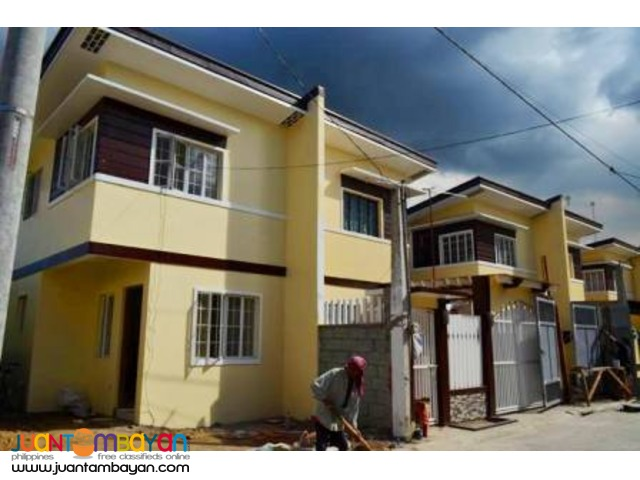 Duplex Low Downpayment for sale near Marikina QC Birmingham Alberto
