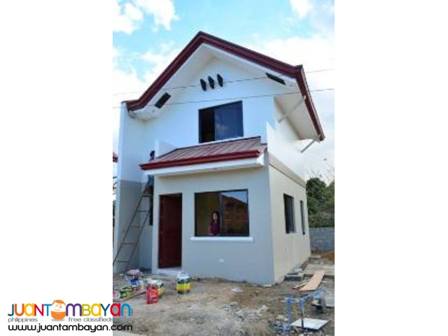 Single Attached Low Downpayment in San Mateo,Rizal Birmingham Alberto