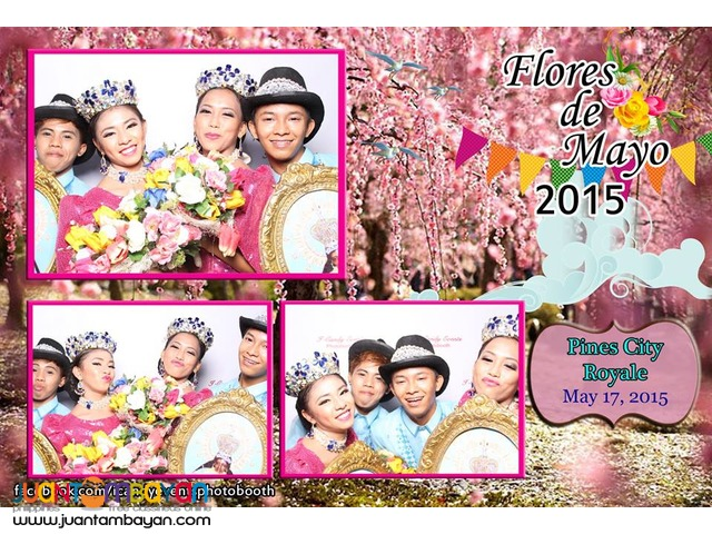 Photobooth in Antipolo and Rizal areas