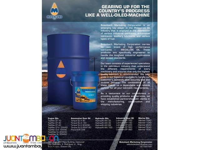 Lubricant Oil/ Motor Oil/ Hydraulic Oil