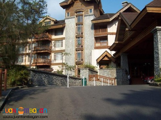Private Unit at Camp John Hay Manor