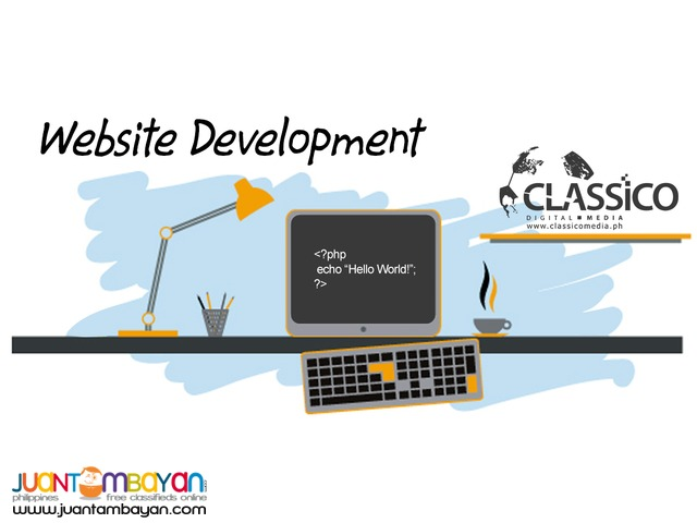 Web Development, Search Engine Optimization, SEO Services
