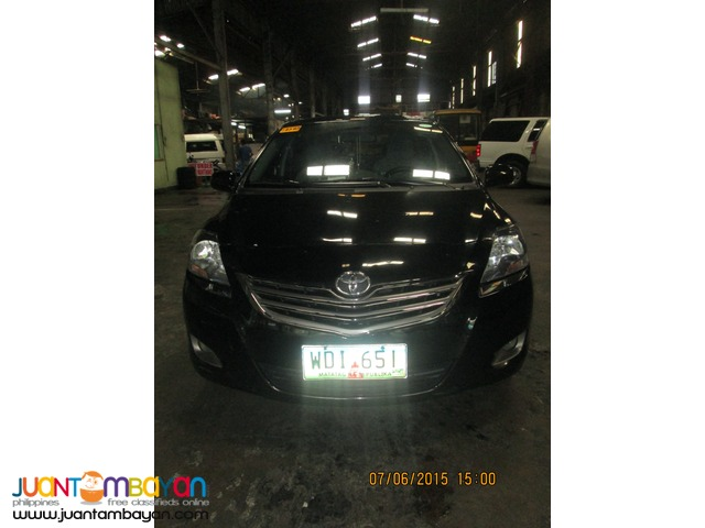 rent a car (Toyota Vios Sedan)
