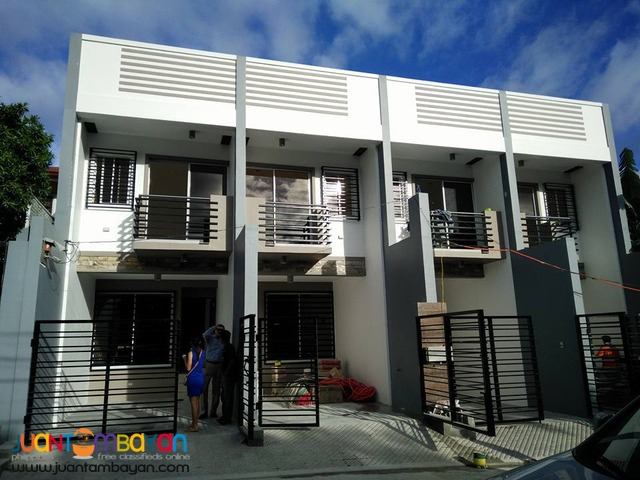 Very affordable Townhouse for sale near in SM Fairview Quezon City