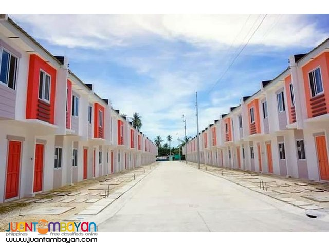 Richwood 2 Bedrooms COMPOSTELA Townhouses Very Affordable