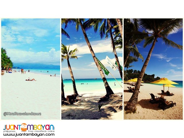 3 days 2 nights Boracay Package