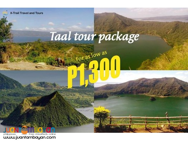 TAAL TOUR PACKAGE