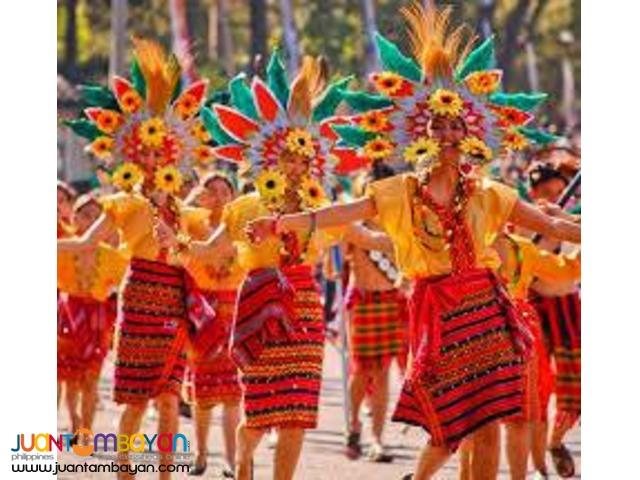 BAGUIO CITY'S PANAGBENGA FESTIVAL!