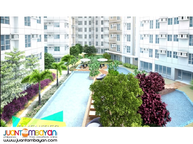 Pioneer Woodlands Ready for Occupancy Condo In Mandaluyong Studio