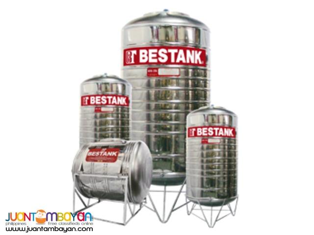 Bestank Stainless Storage Vertical Tank