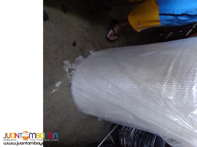 Bubble Wrap Plastic